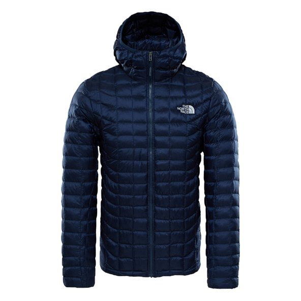 The NorthFace Thermoball Mens Hoodie Nav