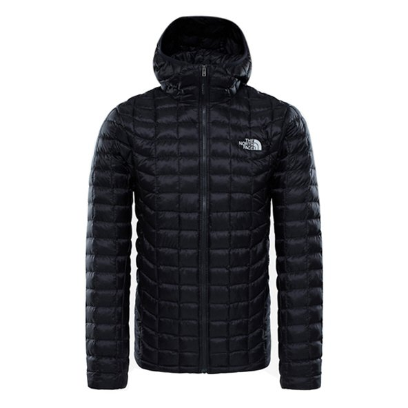 The NorthFace Thermoball Mens Hoodie Blk