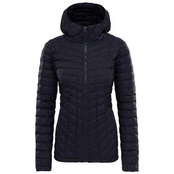 The NorthFace Thermoball Womens Jacket Black