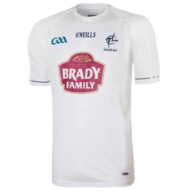O'Neills Kildare Home Player Fit Jersey White