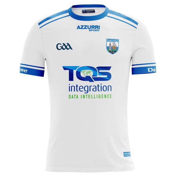 Azzurri Waterford 2018 Kids' Home Jersey, White