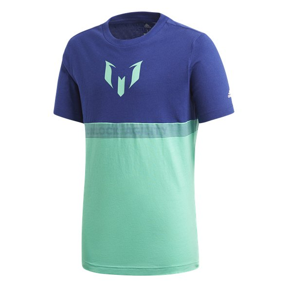 adidas Messi Boys Tee Unity Ink