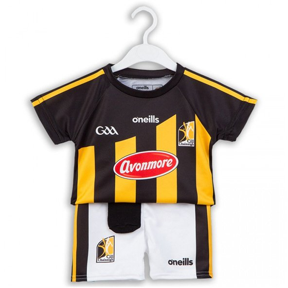 O'Neills Kilkenny Hm 18 Inf Kit Black/Am