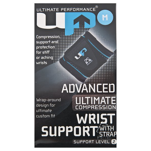 UP Advanced Compression Wrist Support, Black
