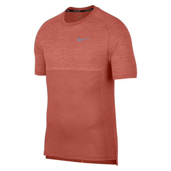 Nike Dry Medalist Men's Running T-Shirt, Orange