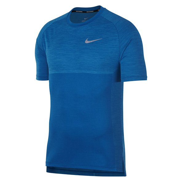 Nike Dry Medalist Men's Running T-Shirt, Blue