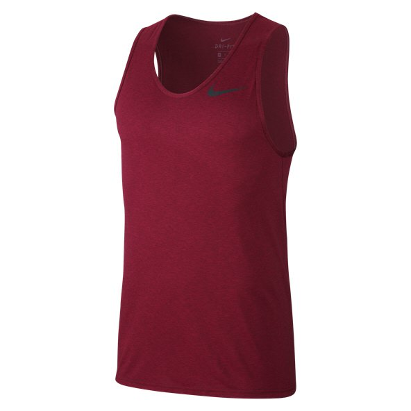 Nike Breathe Men's Training Tank, Maroon