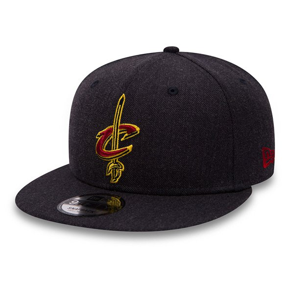 New Era Cleveland Cavaliers 9Fifty Cap, Grey