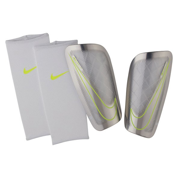 Nike Mercurial Lite Shinguard, White