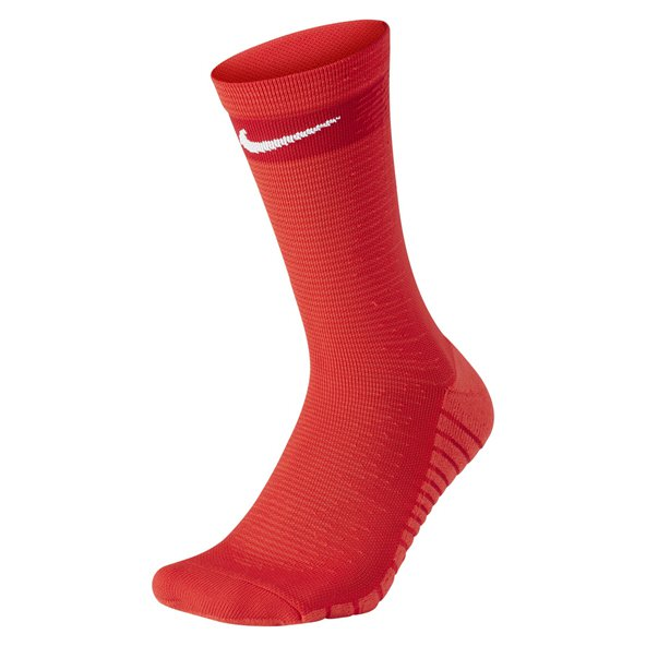 Nike Squad Football Crew Sock, Red