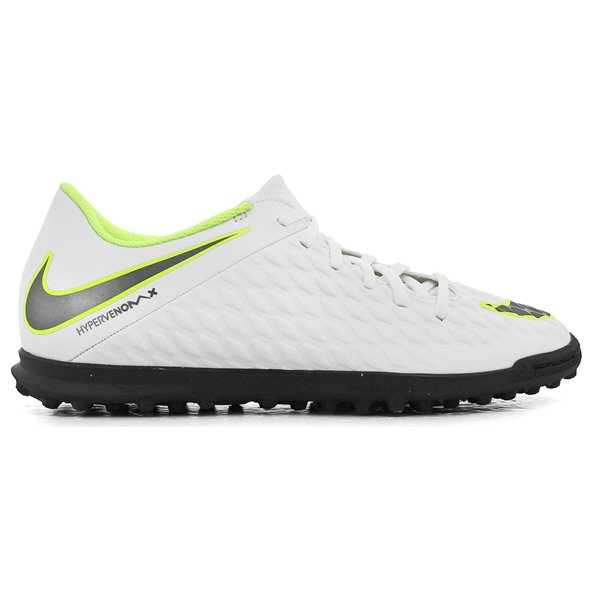 Nike Hypervenom Phantom 3 Club Kids' Astro Boot, White