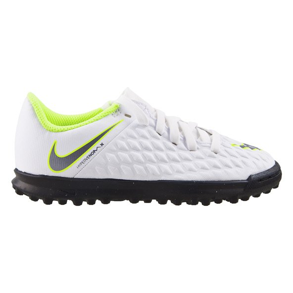 Nike Hypervenom Phantom 3 Club Junior Astro Boot, White