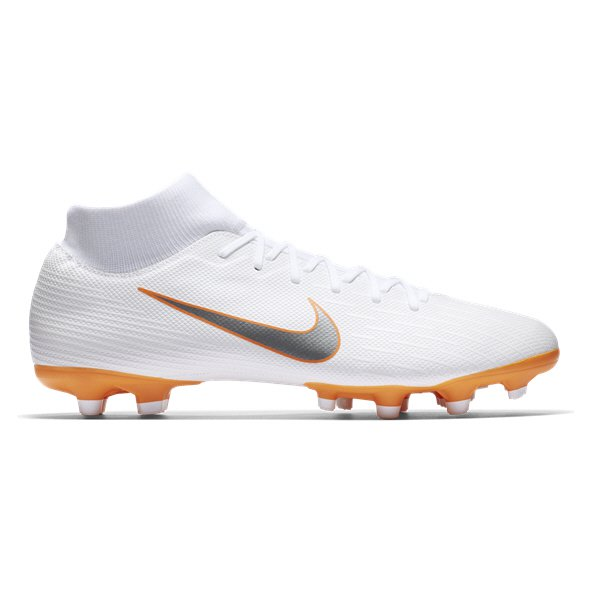 Nike Mercurial Superfly 6 Academy Football Boot, White