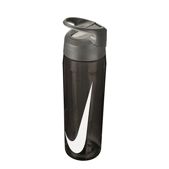 Nike Hypercharge 24oz Straw Bottle Black
