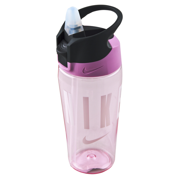Nike Hypercharge 16oz Straw Bottle Pink