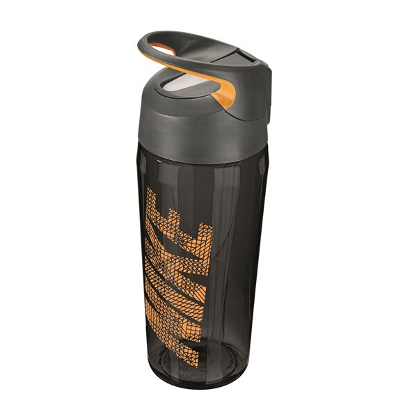 Nike Hypercharge 16oz Straw Bottle Black