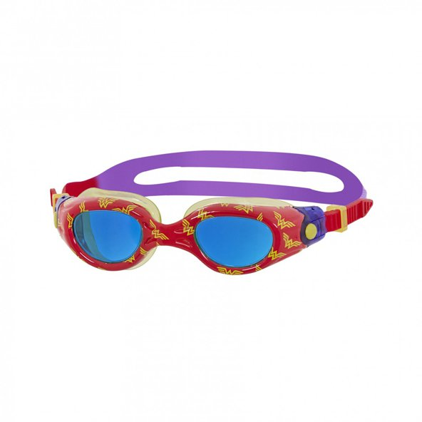 Zoggs® Wonder Woman Kids' Printed Goggles, Red