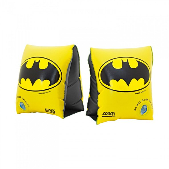 Zoggs® Batman Armbands, Black