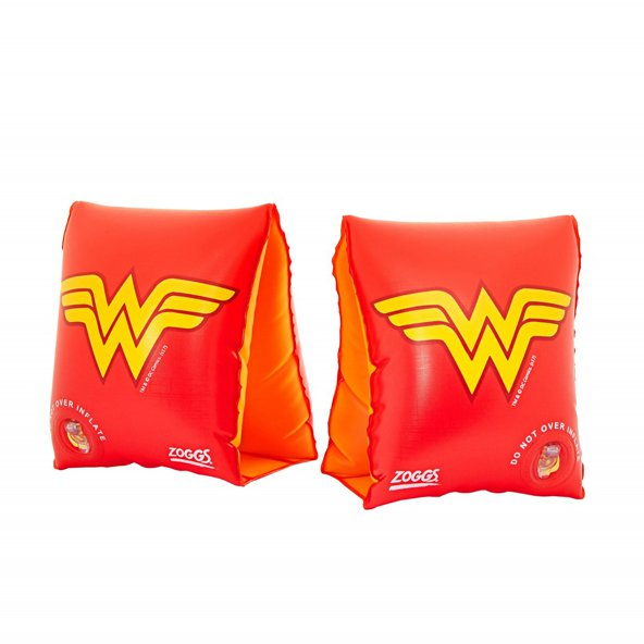 Zoggs® Wonder Woman Armbands, Red