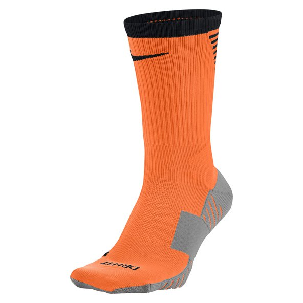 Nike Squad Football Crew Socks Org/Blk