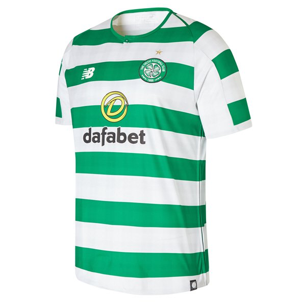 New Balance Celtic 2018/19 Home Jersey, Green