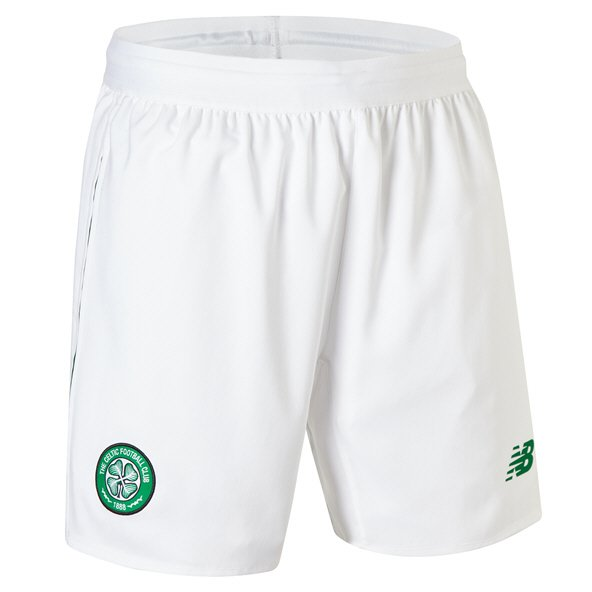 New Balance Celtic 2018/19 Men's Home Short, White