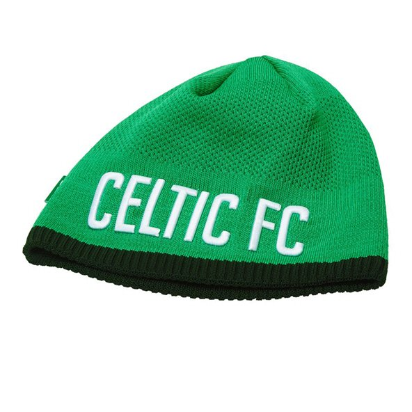 New Balance Celtic 18 Beanie Green