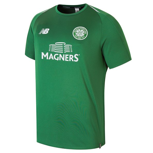 New Balance Celtic Training 2018/19 Jersey, Green