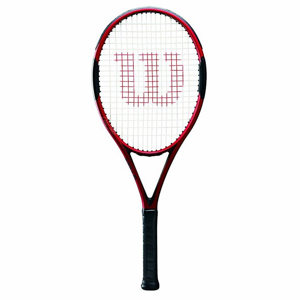 Wilson Hammer 5 Tennis Racket Black/White