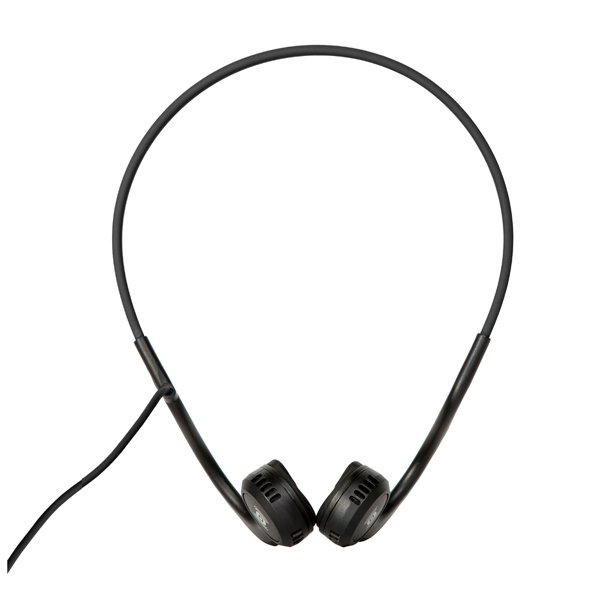 AfterShokz Sportz Titanium Headphones, Onyx