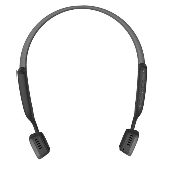 AfterShokz Trekz Titanium Headphones, Slate