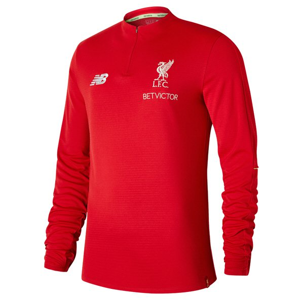 NB Liverpool 2018/19 Training Mid Layer Top, Red