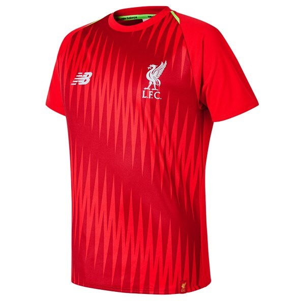 NB Liverpool 2018/19 Kids' Match Training Jersey, Red
