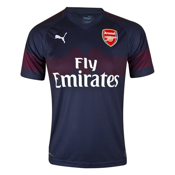Puma Arsenal 2018/19 Kids' Away Jersey, Navy