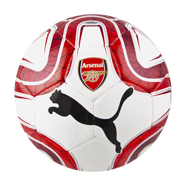 Puma Arsenal 2018/19 Final 6 Ball, White