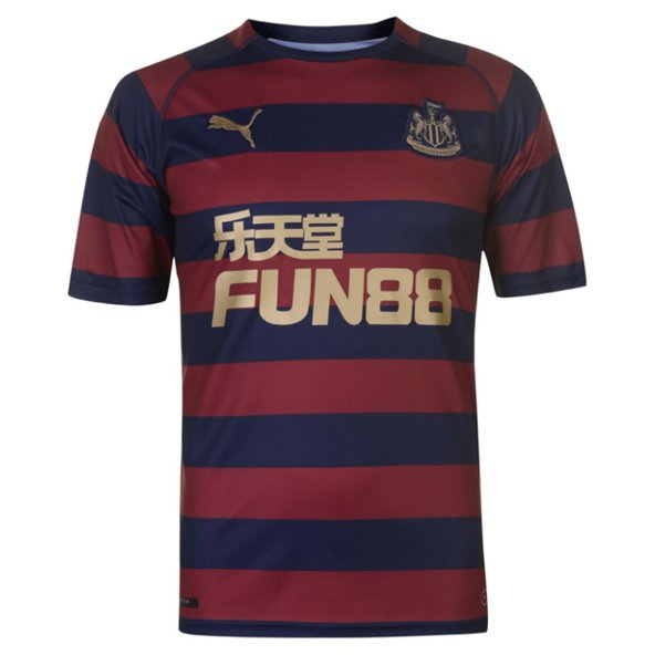 Puma Newcastle Away 18 Jersey Navy