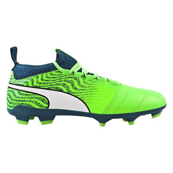 Puma ONE 18.3 FG Football Boot, Green
