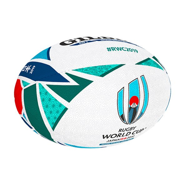 Gilbert RWC 2019 Replica 4 Ball White