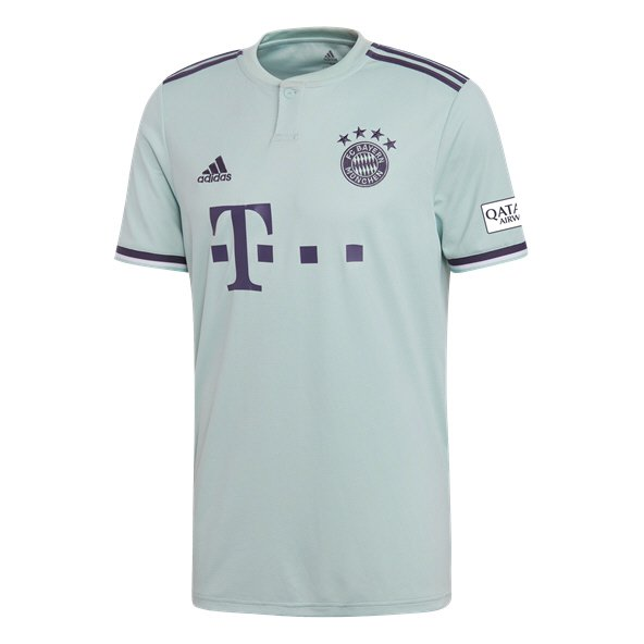 adidas Bayern Munich 2018/19 Away Jersey, Green