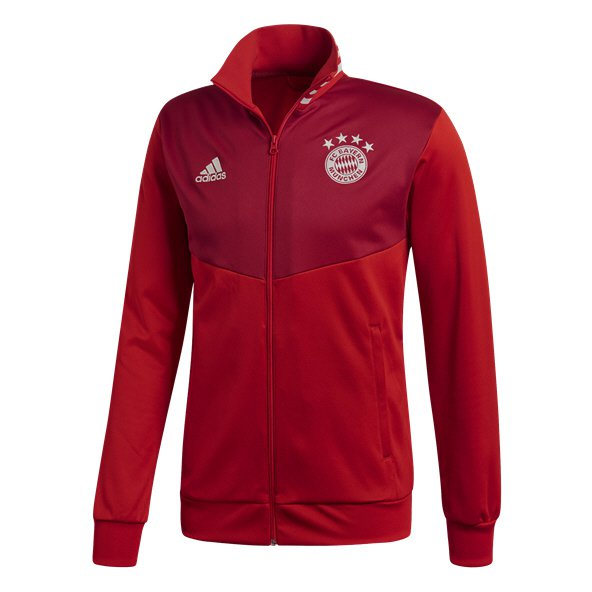 adidas Bayern Munich 2018/19 Track Top, Red