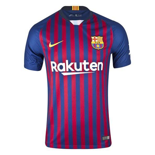 0aec08240deb Nike FC Barcelona 2018 19 Kids  Home Jersey