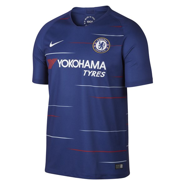 Nike Chelsea 2018/19 Home Jersey, Blue