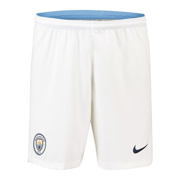 Nike Man City 2018/19 Home Short, White