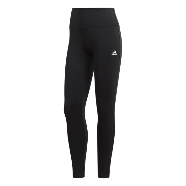 adidas D2M Solid Womens Legging Black