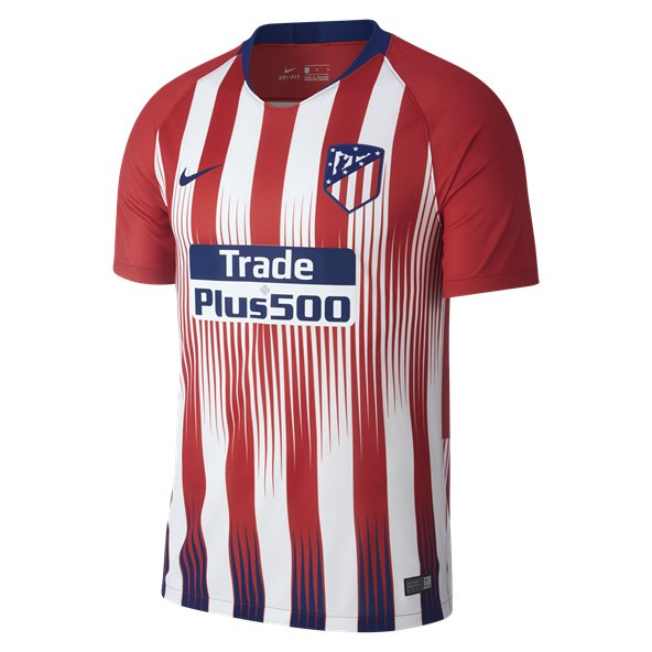 Nike Altetico Madrid 2018/19 Home Jersey, Red