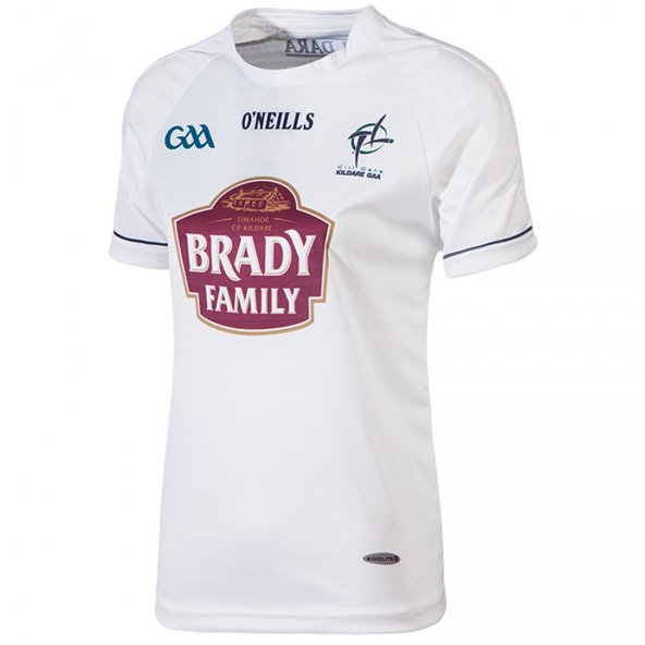 O'Neills Kildare Home Women Fit Jersey, White