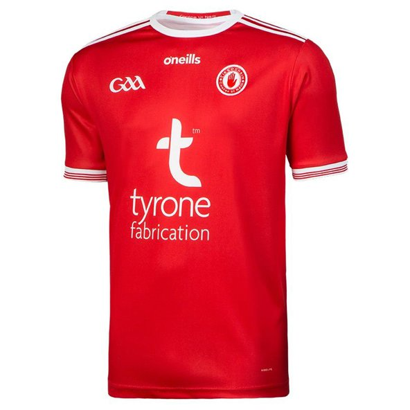 O'Neills Tyrone 2018 Away Jersey, Red