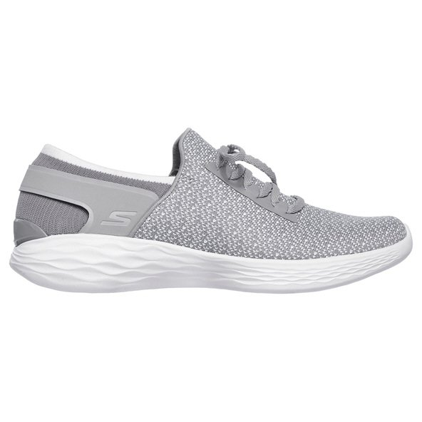 Skechers YOU Women's Walking Shoe, Grey
