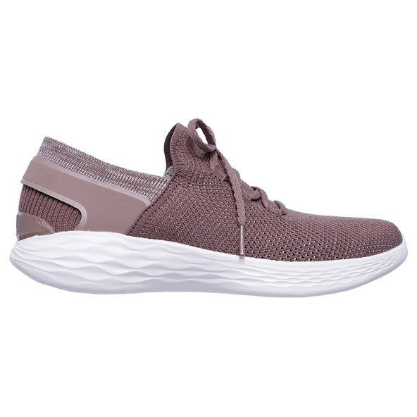 Skechers YOU Women's Walking Shoe, Mauve