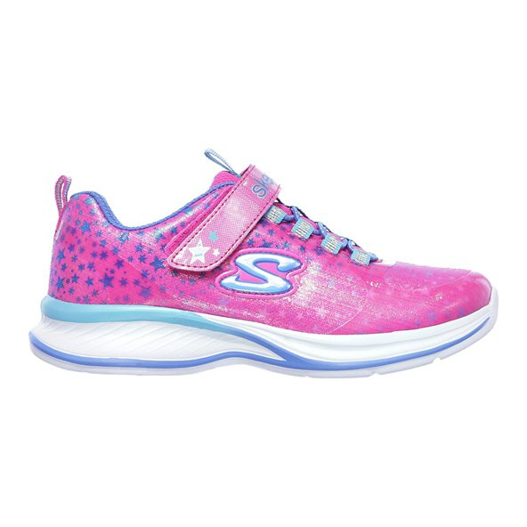 Skechers Jumpin' Jams Infant Girls' Trainer, Pink